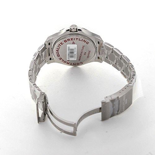 Breitling Herren-Armbanduhr Colt Analog Quarz Edelstahl A7438811/BD45/173A - 2