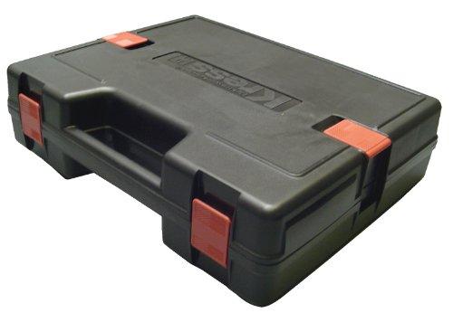 Kress 98038405 Koffer Klick-Box PP Stichsägen Tragekoffer Stichsägen, schwarz