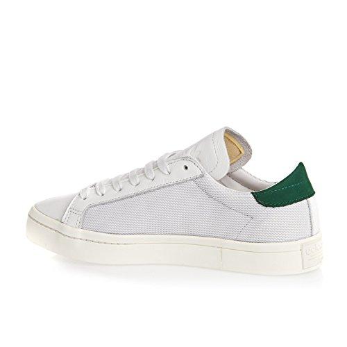 Adidas Court Vantage Uomo Sneaker Bianco Weiß