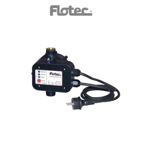 FLOTEC Pumpensteuerung Druckschalter Gartenpumpe Hauswasserwerk PRESSUREMATE 1,5