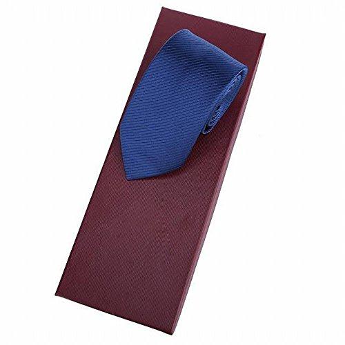 ZBPD High-End-Boxed Krawatte Bogen Passt Zubehör Geschenke Geschenke,EIN