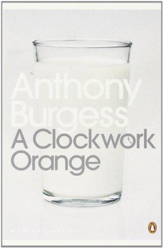 Buchseite und Rezensionen zu 'A Clockwork Orange (Penguin Modern Classics)' von Anthony Burgess