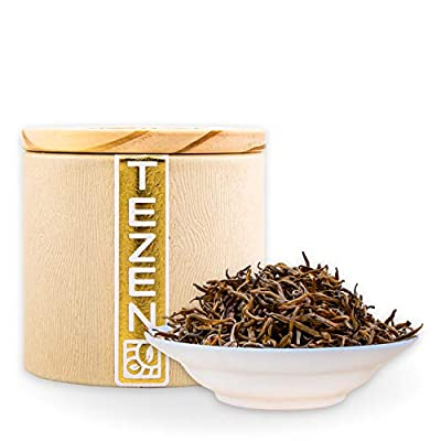 Thé Jaune de l'Empereur (Huang Cha) du Yunnan, Chine   Thé jaune chinois haut de gamme   Thé de Chine premium du Yunnan