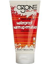 Ozone Elite - crema para calentamiento muscular, resistente al agua,  150 ml