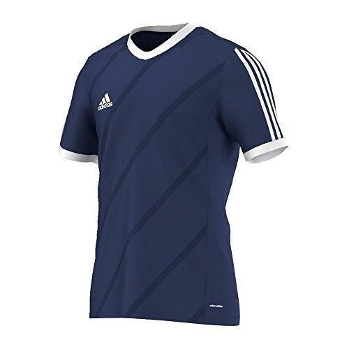 adidas Herren T-shirt TABE 14 Jersey, Blau/Weiβ, 3XL, 4054065039815