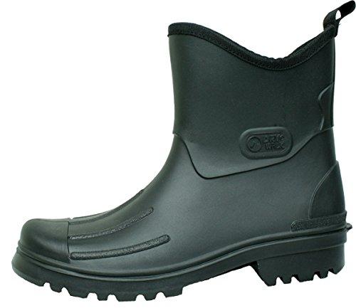 BOCKSTIEGEL® PETER Uomo - Stivaletti di gomma (Dimensioni: 41-48), Colori:black;Dimensioni:47