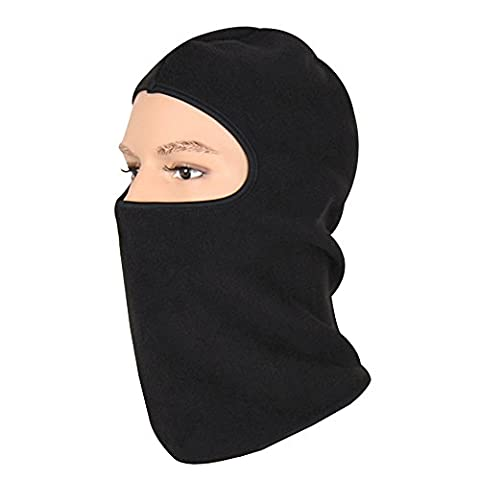 Eizur Windproof Cycling Balaclava Breathable Full Face Mask Neck Warmer