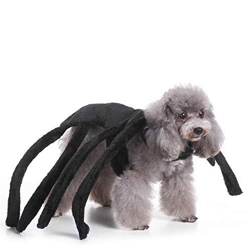 Yeslln Haustier Kostüm Hundekleider Hund Kostüm Kleidung Halloween Weihnachten, F_M
