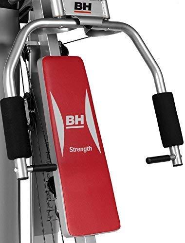 BH Fitness MULTY-GYM PRO TITANIUM G112T Kraftstation Bild 5*