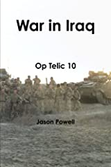 War in Iraq - for my son Paperback
