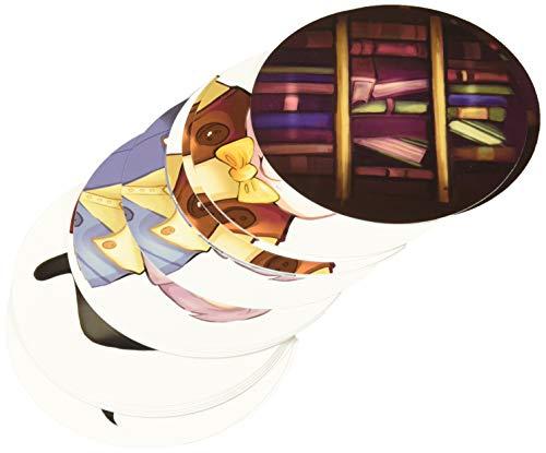 Juegos de Cartas , Juego de comparaci/ón de Cartas, 15 min, 180 mm, 110 mm, 40 mm 7 a/ño Blue Orange Sherlock Express Juego de comparaci/ón de Cartas s