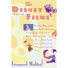 The Disney Films by Leonard Maltin (1995-09-07)