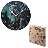 Original Reloj con imagen de Lisa Parker - Lobo guía