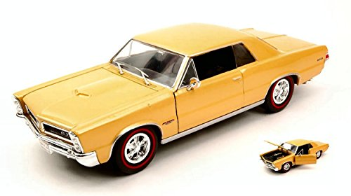 welly-we2501g-pontiac-gto-1965-gold-124-modellino-die-cast-model