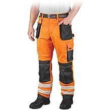 Warnbundhose Nizza orange-grau Gr Airsoft Bekleidung & Schutzausrüstung 54