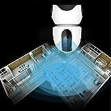 Yyzhx 3D Navigation Netzwerk Ekstase HD Wireless WLAN Überwachungskamera