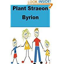 Plant Straeon Byrion (Welsh Edition)