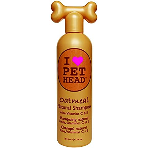 Pet testa Oatmeal Shampoo 354ml