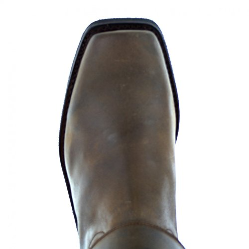 Sendra Boots  8286, Boots biker mixte adulte Marron - Mad Tang