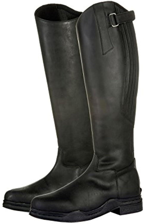 HKM, Stivali da equitazione equitazione equitazione donna nero 45  Weite 41, Höhe 49,5 | Alla Moda  11bcad