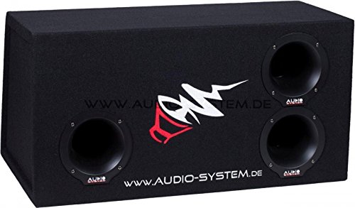 Audio System BP 12 Bandpass-Leergehäuse -