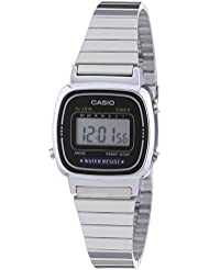 Casio Herren Armbanduhr Collection Digital Quarz Schwarz Resin W-753-1Aves