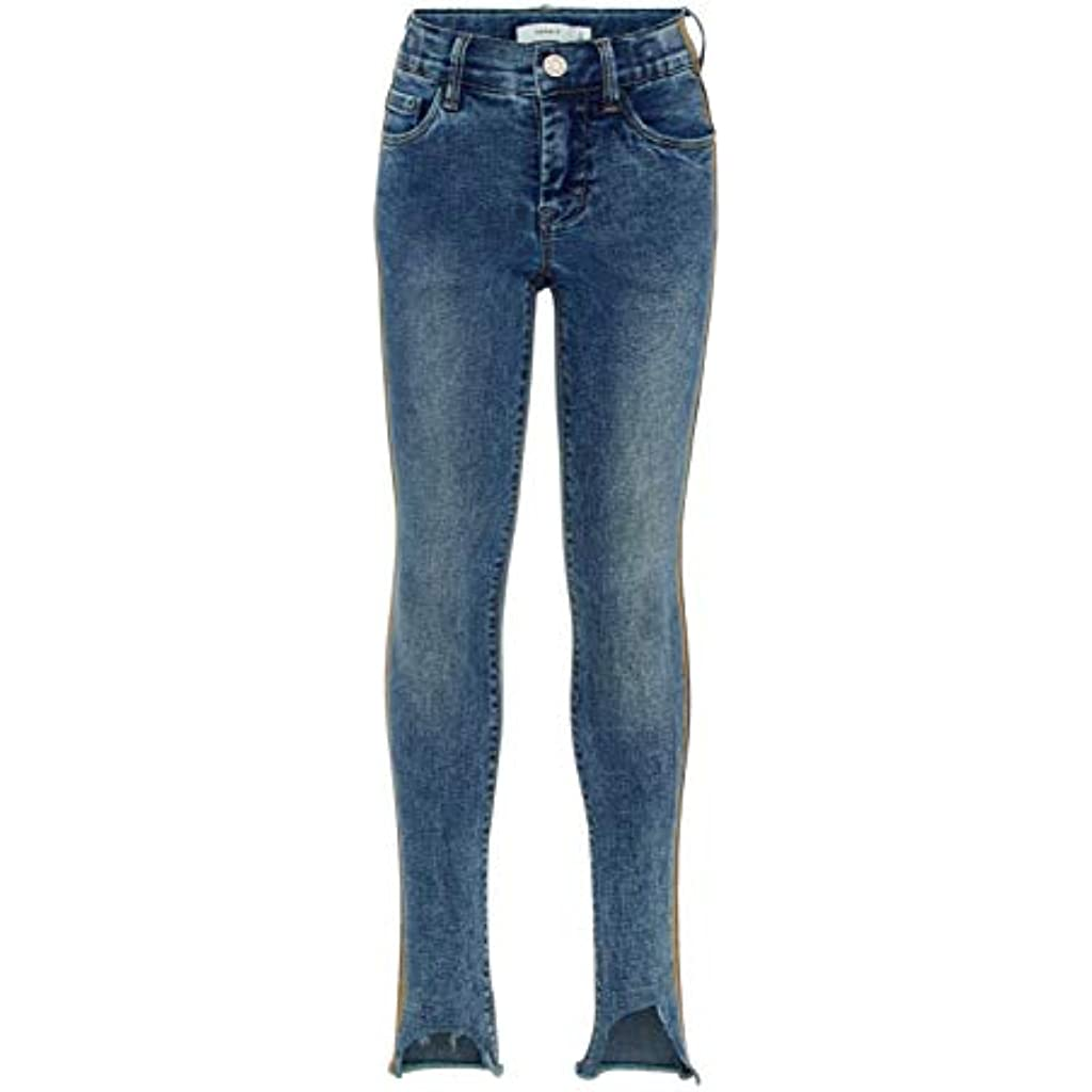 16469129a NAME IT Vaqueros Denim Jeans NIÑA Polly - 140