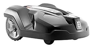 Husqvarna Automower 420 Robot Tondeuse Électrique sans fil Mulching, Roues Motrices Coupe 24 cm