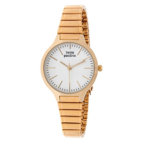 ladies-think-positiver-model-se-w97-classic-small-total-gold-steel-strap