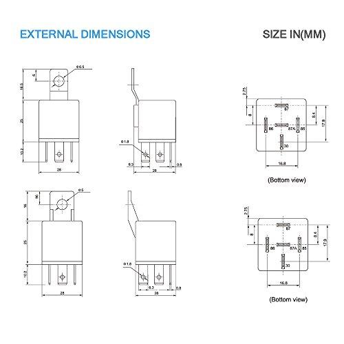 kfz relais belegung schaltplan archives wiring diagram
