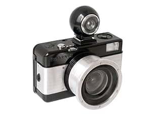 Lomo Fisheye 2 35mm Compact Camera Starter Kit