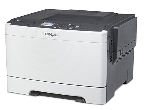 Lexmark CS417dn. Tecnología de impresión: Laser, Color, Ciclo de trabajo (máximo): 75000 páginas por mes, Resolución máxima: 2400 x 600 DPI. Tamaño máximo de papel ISO A-series: A4. Velocidad de impresión (negro, calidad normal, A4/US Carta): 30 ppm....