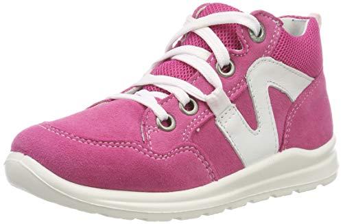 Superfit Baby Mädchen Mel Sneaker, Pink (Rosa 55), 25 EU