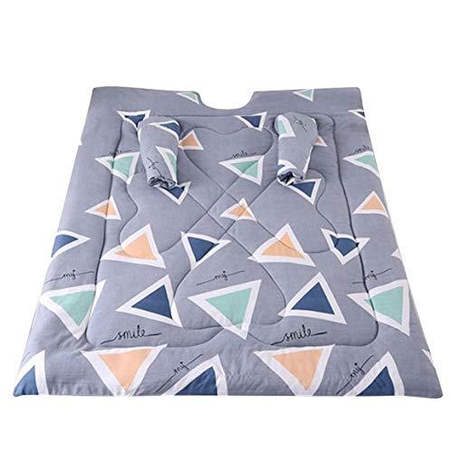 Lazy Sleeping Quilt Decke mit Ärmeln TV wirft Wrap Robe Decke für Erwachsene Frauen und Männer -