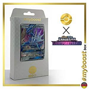Dialga-GX 82/131 - #myboost X Sonne & Mond 6 Grauen Der Lichtfinsternis - Box de 10 Cartas Pokémon Aleman
