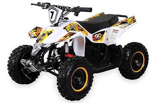 Miniquad Infantil ATV FOX XTR ELECTRO 1000 Vatios Pocket Quad Kinderquad Vehiculo...