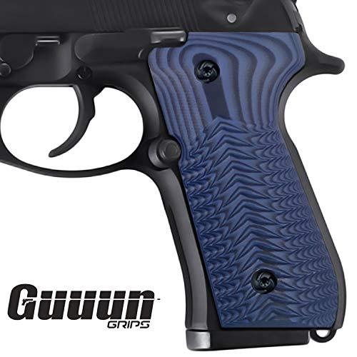 Guuun Beretta 92 Griffe Gun Zubehör G10 Volle Größe 92fs 96 M9 92A1 96A1 92 INOX Grip Handfeuerwaffe Pistolen