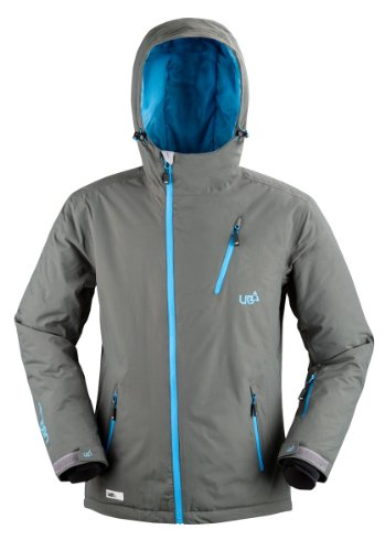 Urban Beach Women's Awaken Slate Ski Jacket