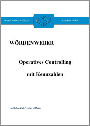 Operatives Controlling mit Kennzahlen