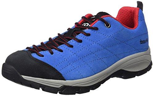 Izas Cadier–Scarpe da trekking per uomo blu