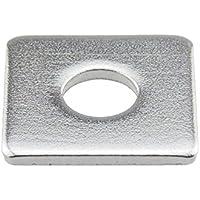 Scheibe DIN 436 Edelstahl A2 vierkant 17,5 - 50 Stück