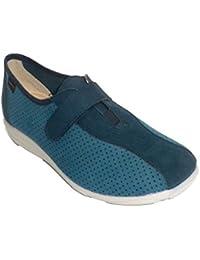 13652, Zapatillas de Deporte para Mujer, Azul (Marino), 39 EU Doctor Cutillas