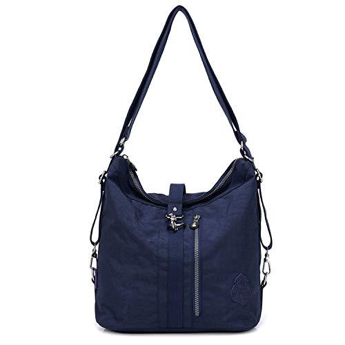 ecc8e1466 Outreo Bolso Bandolera Mujer Bolsos de Moda Impermeable Mochilas Bolsas de  Viaje Sport Messenger Bag Bolsos