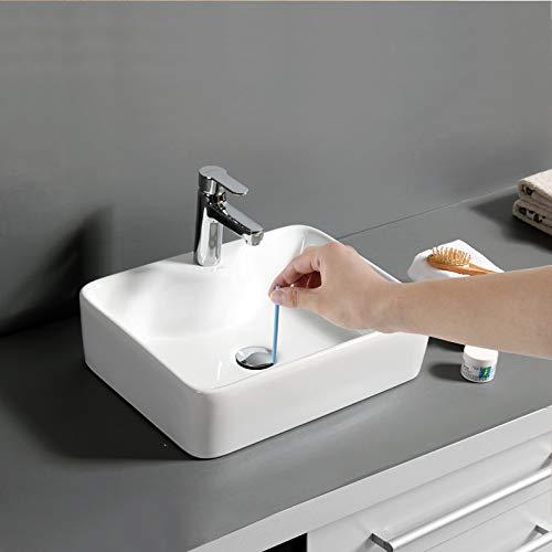 XuBaoFu-SH, 2019 Multi-Flavour-Kanal-Dekontaminationsstift-Desodorierungsmittel Toilettenentwässerungsreiniger Küchenbadewanne-Kanal-Geruchsreiniger