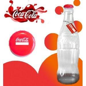 Plastik Spardose, Sparbüchse. Coca Cola Flasche. 60 cm hoch! Neuheit.