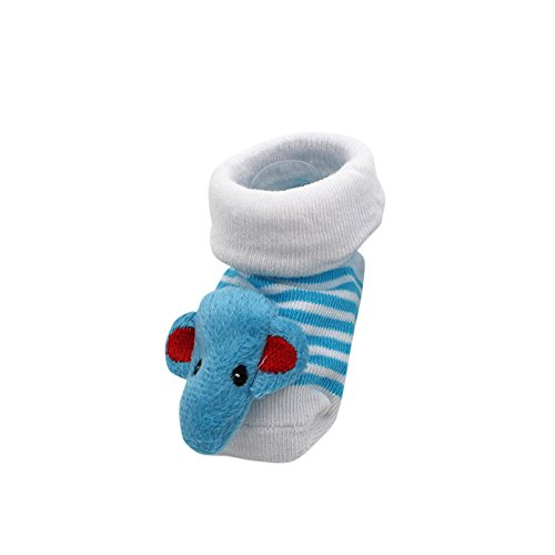 Covermason Kleinkind Baby Karikatur Anti-Rutsch Sock Schuhe Stiefel Für 0-12 Monate G