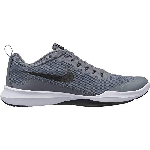 Nike Herren Legend Trainer Fitnessschuhe, Mehrfarbig (Cool Grey/Black/White/Clear Emerald 020), 44 EU