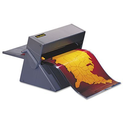 Heat-Free Laminating Machine with 1 Cartridge, 12'' Maximum Document Size by Scotch