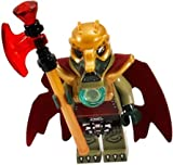 LEGO Legends of Chima Crominus Mini Figure From Cragger's Command Ship set #70006 by LEGO - LEGO