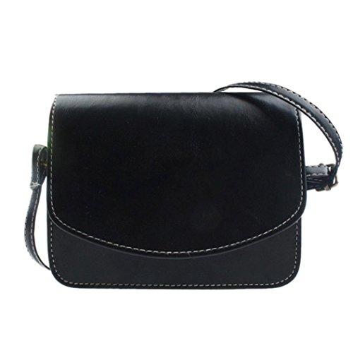 Fami borsa delle donne Borsa a tracolla Satchel Borse Messenger 19*5*14.5cm (C)